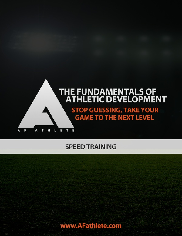 AFathlete - Speed training