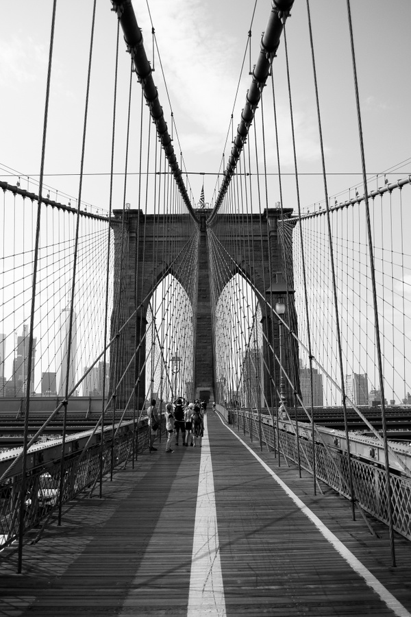 New York Stories 3 - Brooklyn Bridge