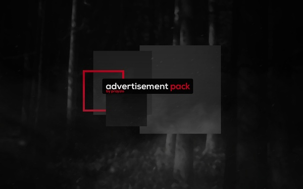 Advertisement Pack By Praysio