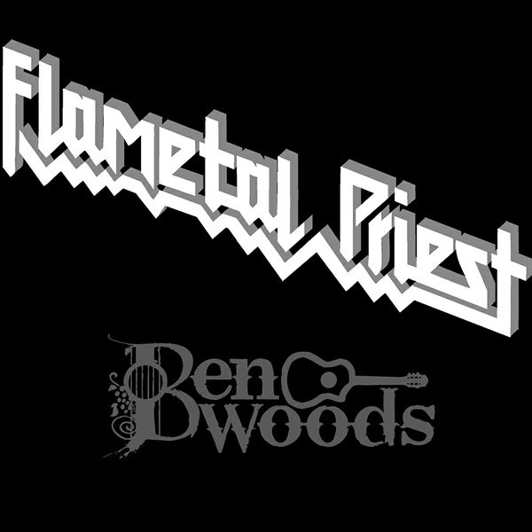 FLAMETAL PRIEST album.  Flamenco Guitar-Judas Priest by Ben Woods