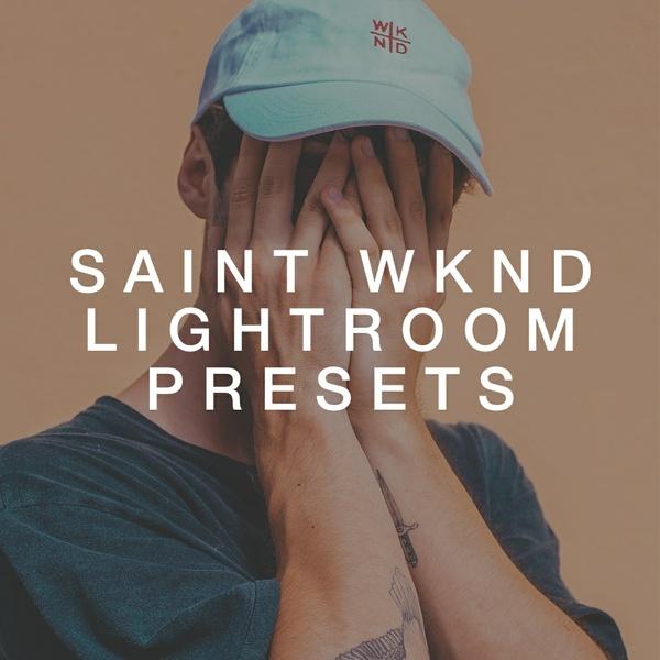 SAINT WKND Lightroom Presets