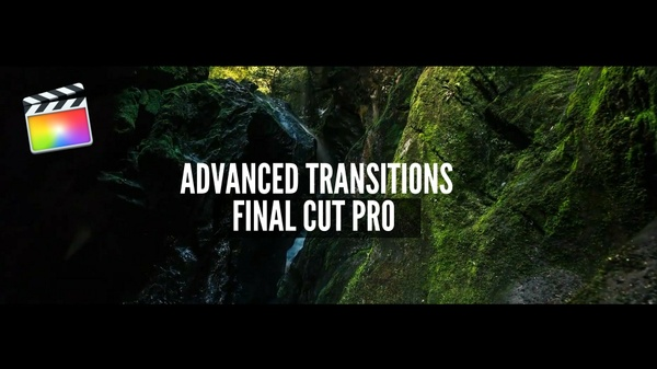 Final Cut Pro Transitions | Transitions Pack #1