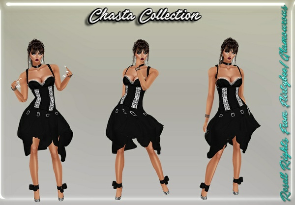Chasta Collection Resell Rights!!!