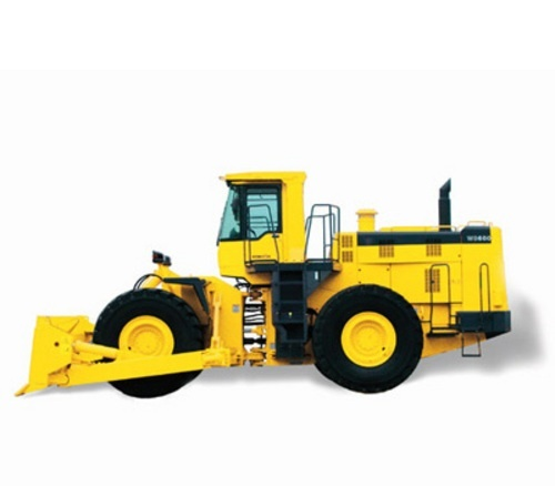 KOMATSU WD600-1H WHEEL DOZER (-50°C Specification) SHOP MANUAL+OPERATION & MAINTENANCE MANUAL