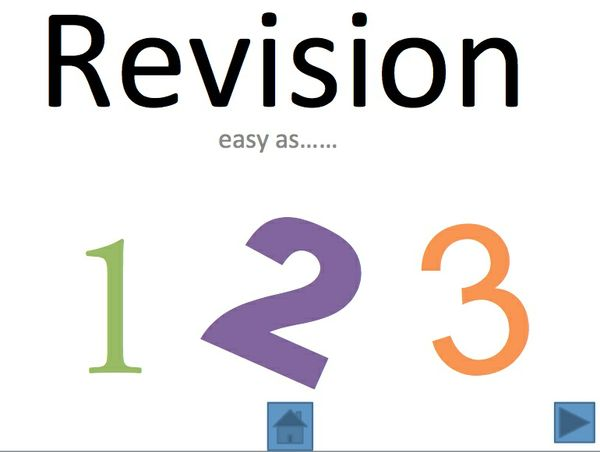Revision Techniques - 3 Steps to Revision