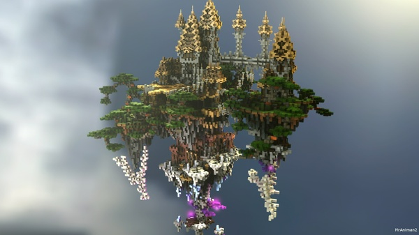 Minecraft Lobby / Spawn - Merle