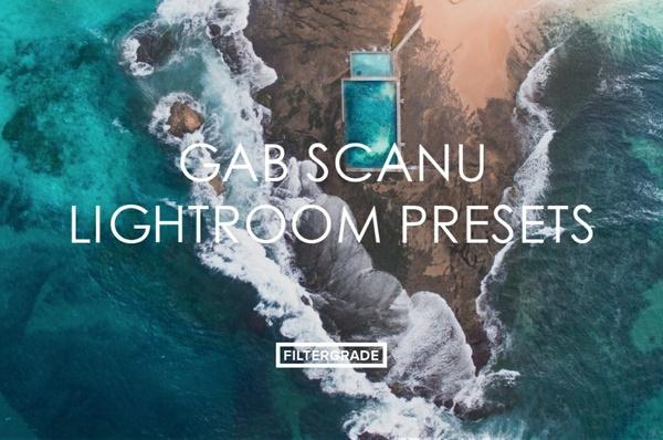 Filtergrade Gab Scanu Lightroom Presets