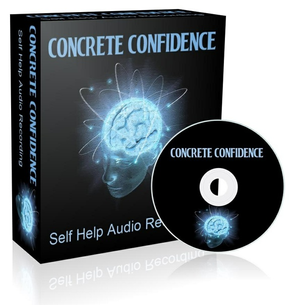 Concrete Confidence Hypnotherapy Self Help Audio Recording