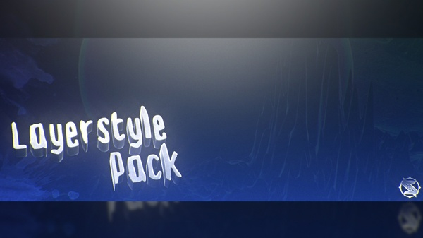 LayerStyle pack - By shokking [GFX]