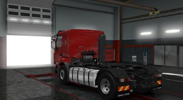Renault Trucks Range D