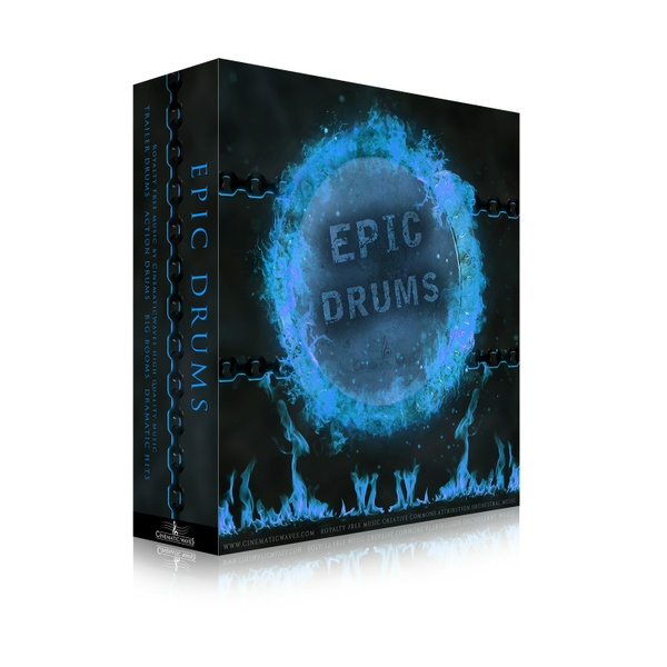 Epic Drums - Pack 1