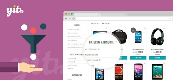 YITH WooCommerce Ajax Product Filter 3.5.0 Extension