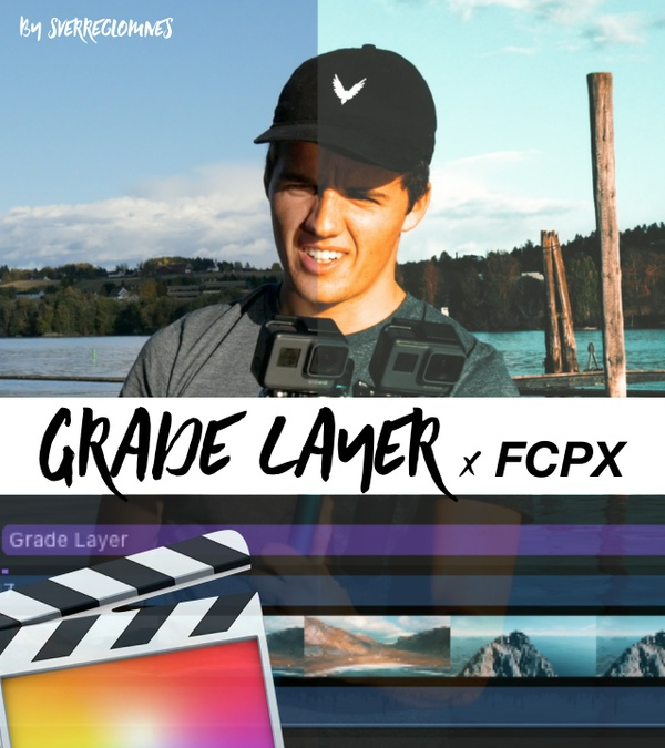 GRADE LAYER for Lut's & Color Grading // Final Cut Pro X