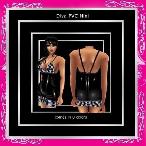 Freebie - Diva PVC Mini