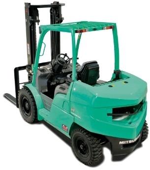 Mitsubishi Diesel Forklift Truck FD40K, FD45K, FD45KL,  FD50K Workshop Service Manual