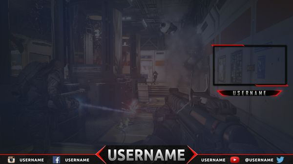 Free Overlay Template #4