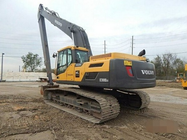 VOLVO EC300D LR EC300DLR EXCAVATOR SERVICE REPAIR MANUAL - DOWNLOAD