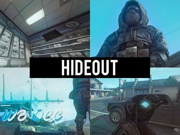 HIDEOUT PROJECT FILE