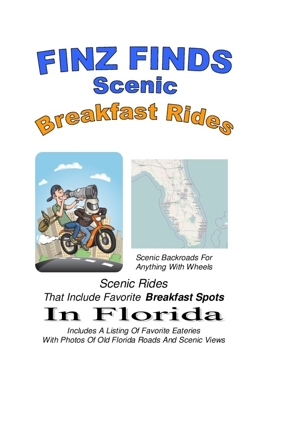 Scenic Breakfast Ride Book