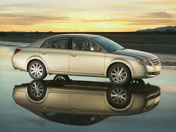 2006 Toyota Avalon OEM Factory Service and Repair Manual.