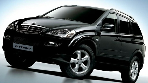 Ssang Yong Kyron D146 2010 Service Repair Manual