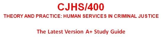 CJHS 400 Week 2 Behavioral Interventions Presentation