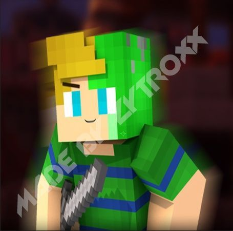 Minecraft Profile Pic