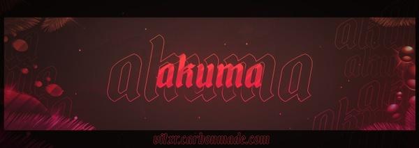 Akuma Header PSD