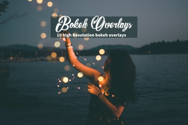 Bokeh Overlays Package