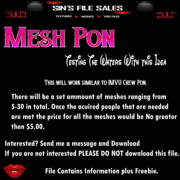 Mesh Pon