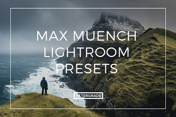 Max Muench Lightroom Presets