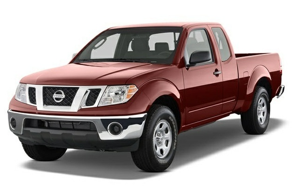 Nissan Frontier 2012 Repair Manual