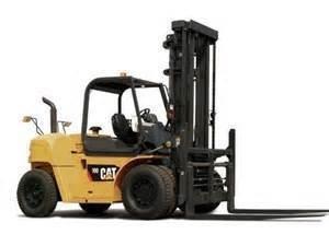 Caterpillar DP100N, DP120N, DP135N, DP150N, DP160N Forklift Repair Service Manual