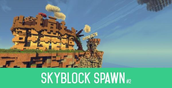SkyBlock Spawn
