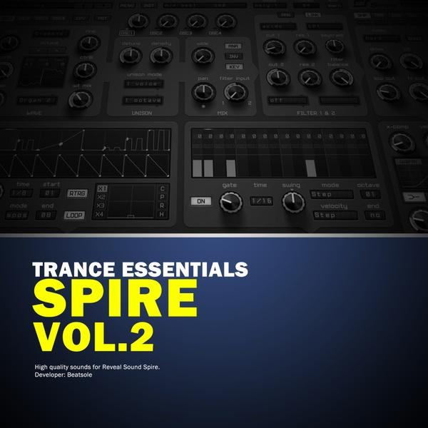 Trance Essentials Spire Vol. 2