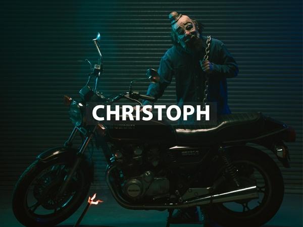 """""""Christoph"""" - Lightroom Preset"""
