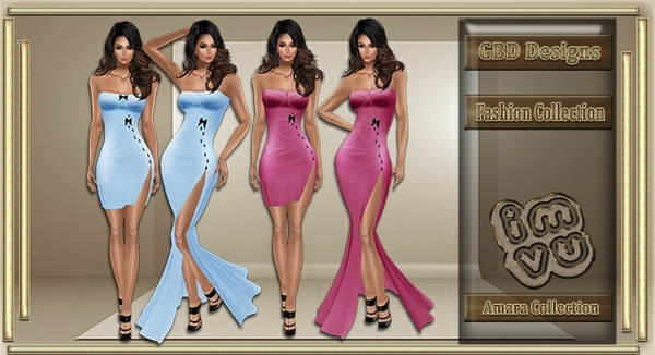 Amara Dress Collection CATALOG ONLY