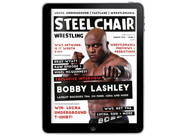 Steelchair Wrestling Magazine #1