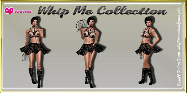 Whip Me Collection AP Resell Rights!!!