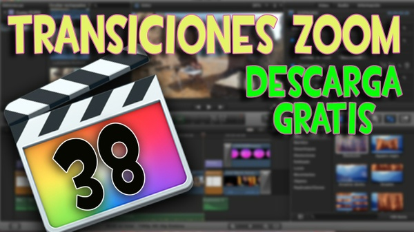 Transiciones Zoom para Final Cut Pro X