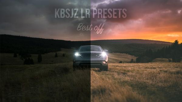KBJSZ LR presets - BEST OFF