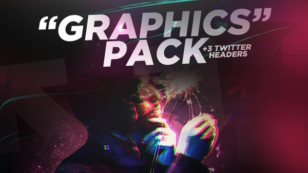 """Graphics"" Photoshop Graphics Pack"
