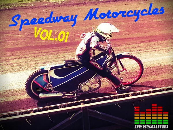 Speedway Motorcycles Vol.01