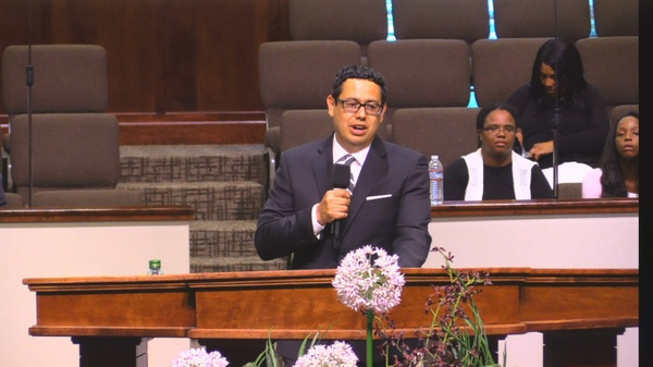 "Rev. Daniel Macias 08-06-17pm "" You Are Pre-Approved "" MP4"