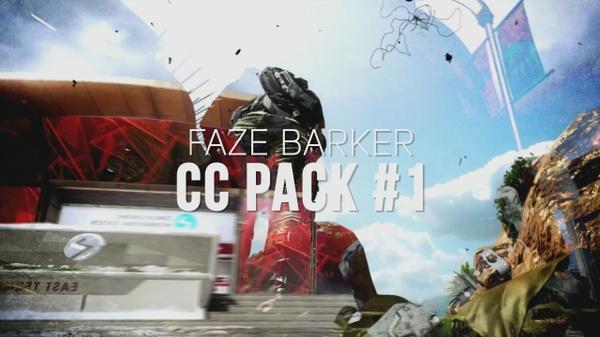 FaZe Barker CC Pack #1