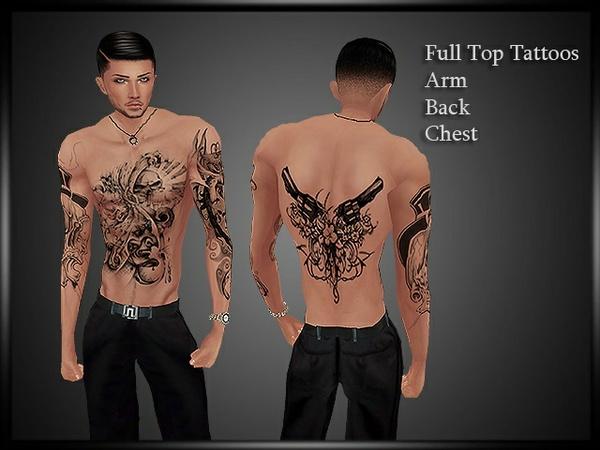 Top Tattos Pack Files 1