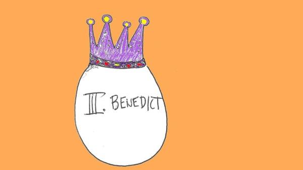 """""""Benedict"""" (SHEET MUSIC .PDF)"""