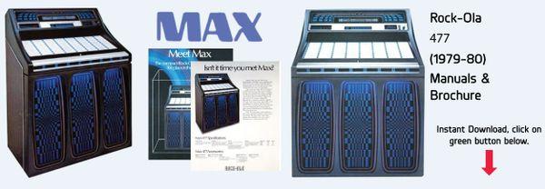"Rock-Ola 477 ""Max""  (1979-80)"