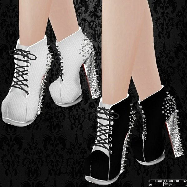 Shoes 01 / PNG.