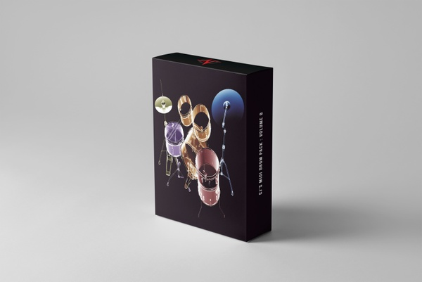 CJ's MIDI Drum Pack : Volume 8 (Instant Digital Download)